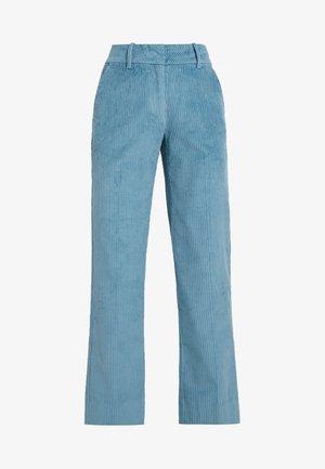 GERTRUD - Pantalon classique - adriatic blue