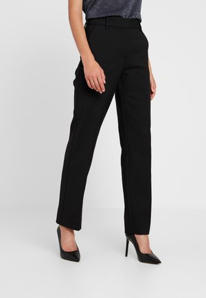 GILLIAN - Pantalones - black