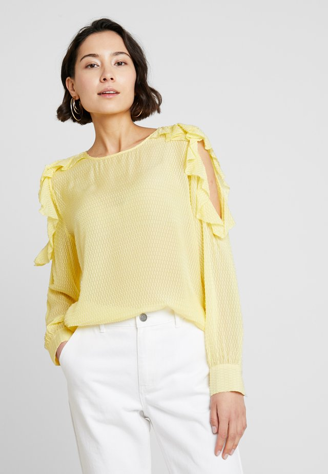 LRFELINA - Blouse - sunshine