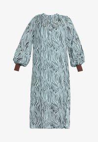 Levete Room - FELICITY - Vestido largo - mint combi - 4