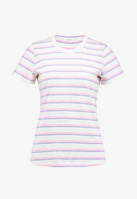Levete Room - EIKA - T-shirts - pink combi - 4