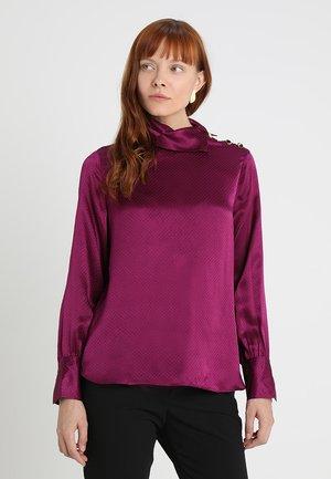 ASLA - Blouse - magenta purple