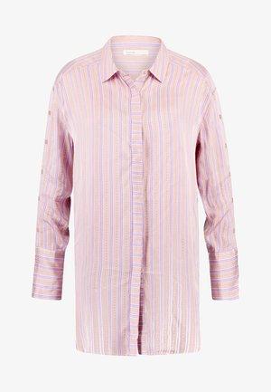 Camisa - peach combi