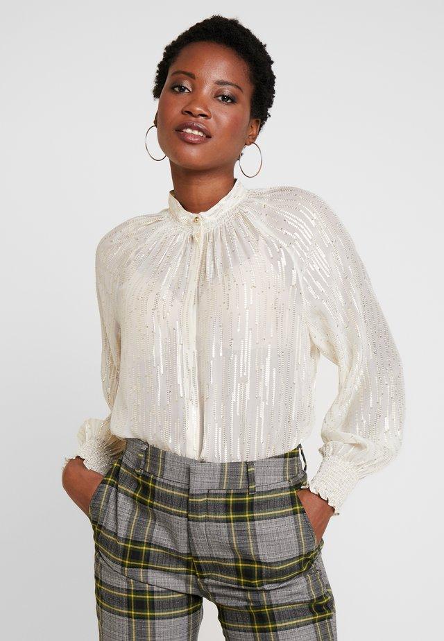 HOLLIE - Camisa - antique white