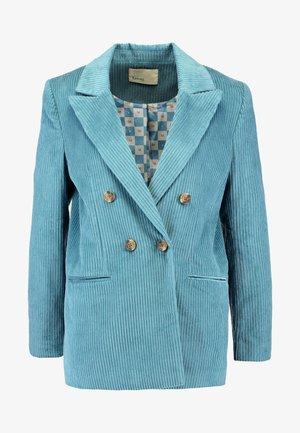 GERTRUD - Blazer - adriatic blue