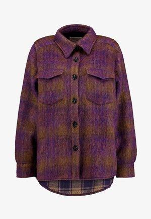 GOLJA - Allvädersjacka - dahlia purple combi