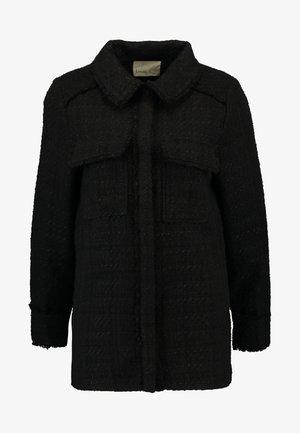 GELLY - Abrigo de invierno - black