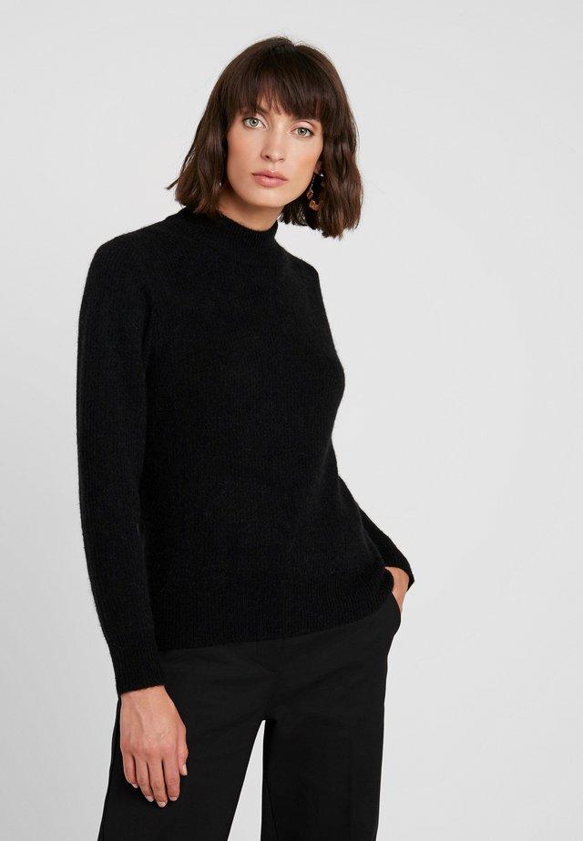 CILLE - Jersey de punto - black
