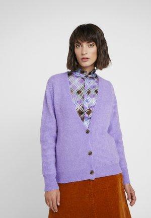 CILLE - Kardigan - dahlia purple