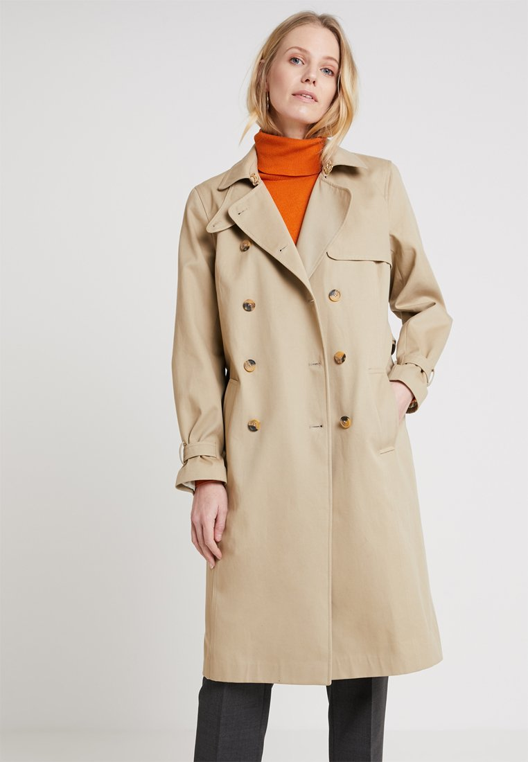Levete Room - ELLY - Trenchcoats - sand