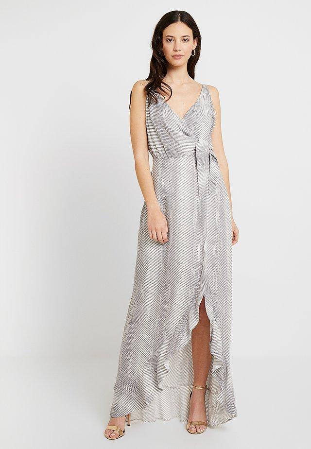 VESTIDO VIN - Vestito lungo - grey