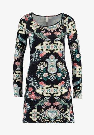 VESTIDO MALHA NEW STRETTO - Robe fourreau - multi-coloured