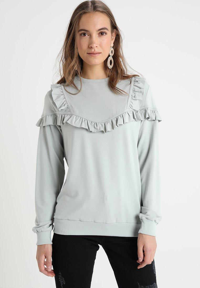 Lez a Lez - Sweater - cinza nitria