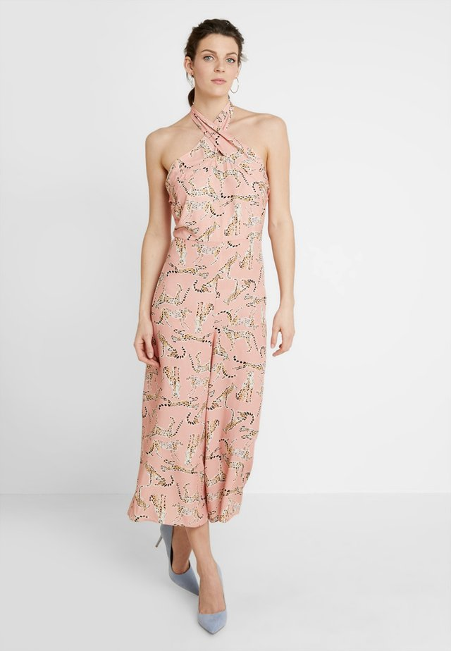 BALI - Tuta jumpsuit - rose