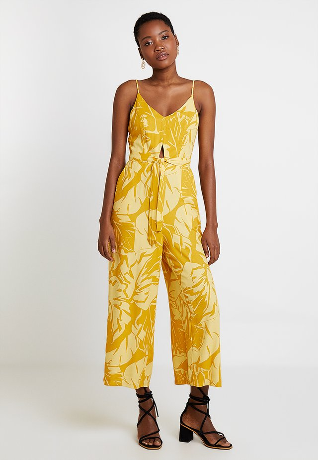 MACACAO TECIDO - Jumpsuit - yellow