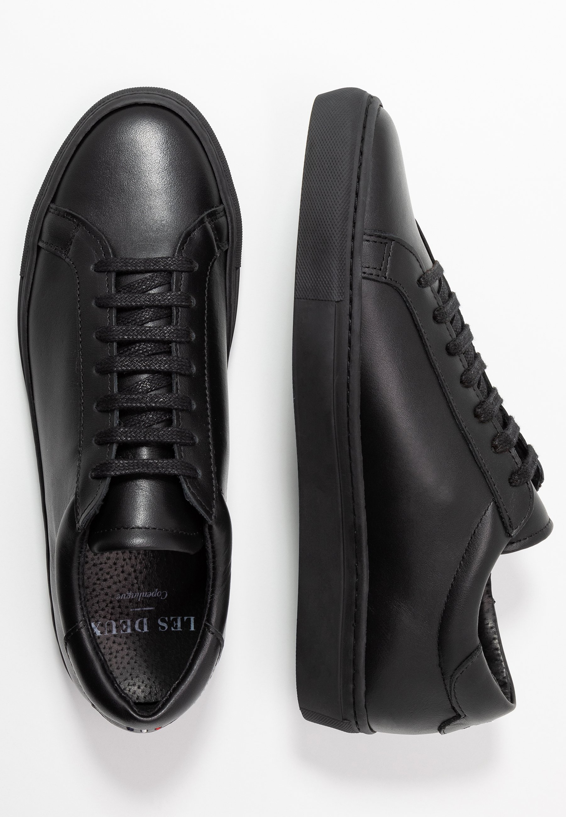 Les Deux EXCLUSIVE CALLE - Sneakersy niskie - black