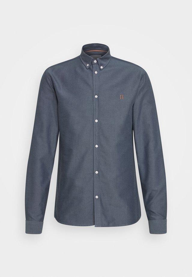 OLIVER OXFORD  - Shirt - blue fog/dark navy