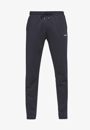 BALLIER TRACK PANTS - Teplákové kalhoty - dark navy