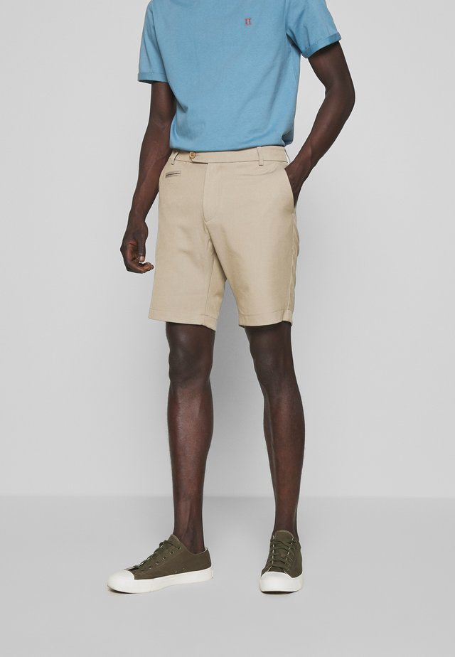 COMO LIGHT - Shorts - light brown insence