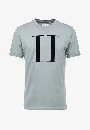 ENCORE  - T-Shirt print - petroleum blue/dark navy