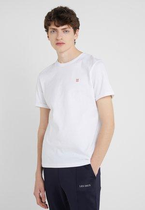NORREGARD - Basic T-shirt - white