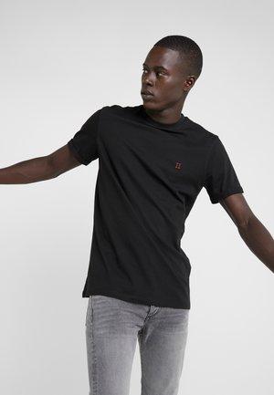 NØRREGAARD - T-Shirt basic - black