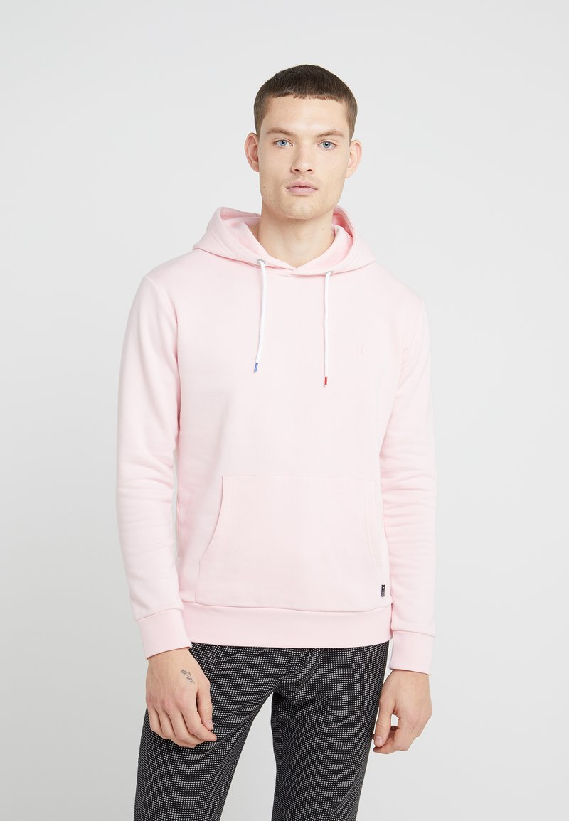 Les Deux - FRENCH HOODIE - Jersey con capucha - rose