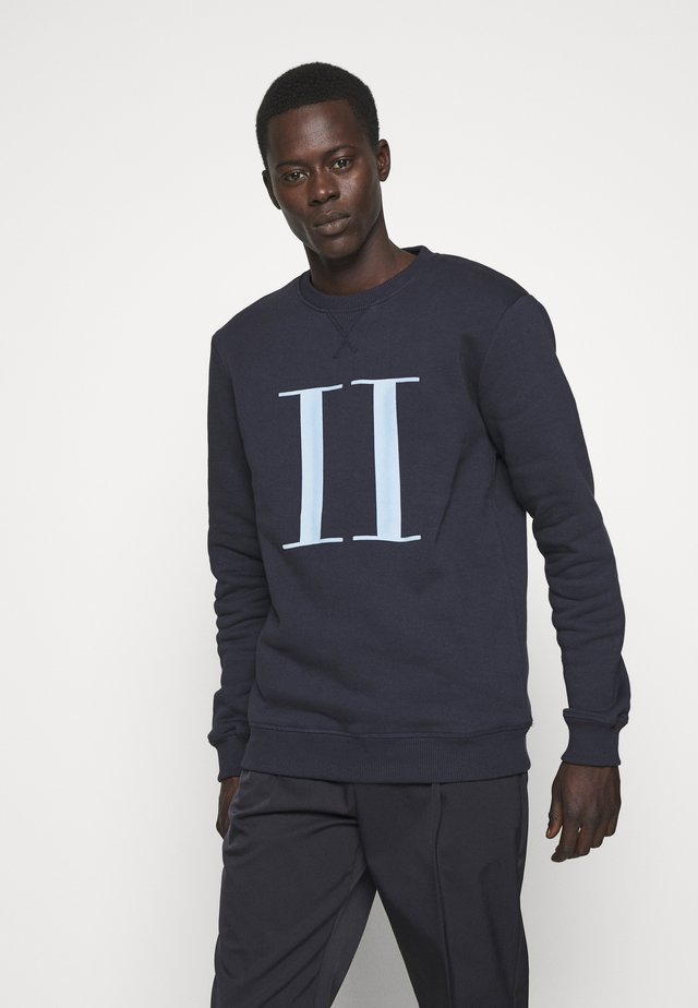 ENCORE - Sweatshirts - dark navy/sky blue