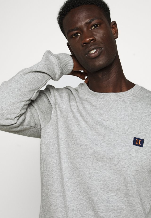 PIECE - Sweatshirt - light grey melange