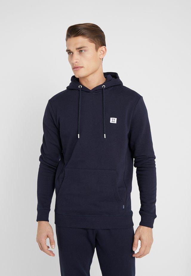 PIECE HOODIE - Hættetrøjer - navy/lavender
