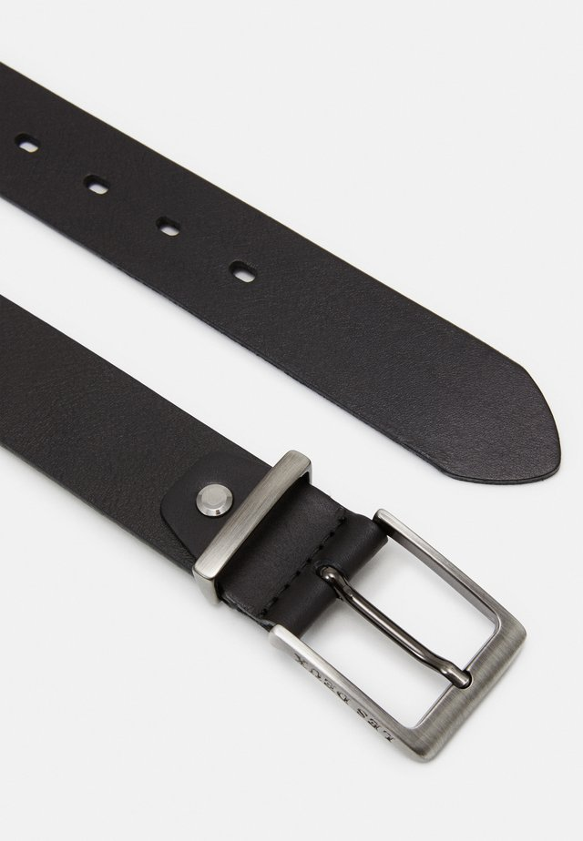 WALKER BELT - Ceinture - black
