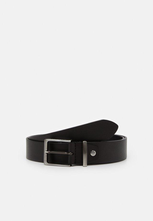 WALKER BELT - Belte - black