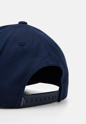 BASEBALL CAP - Cap - dark navy/offwhite