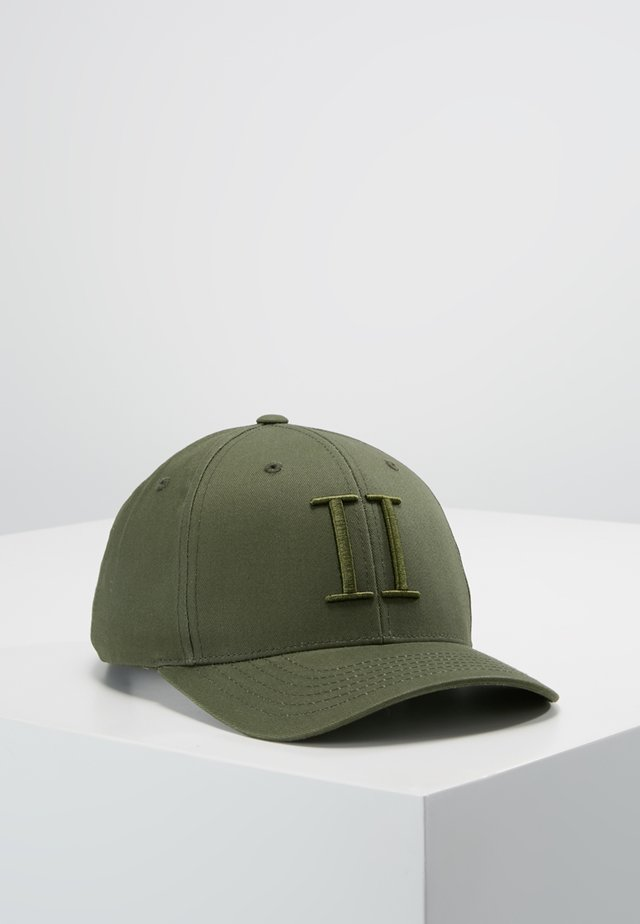 BASEBALL CAP - Casquette - dark green