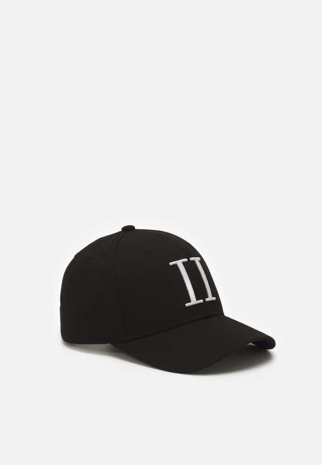 BASEBALL CAP - Casquette - black/white