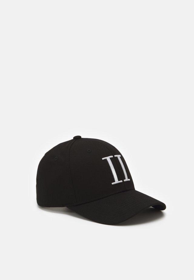 BASEBALL CAP - Pet - black/white
