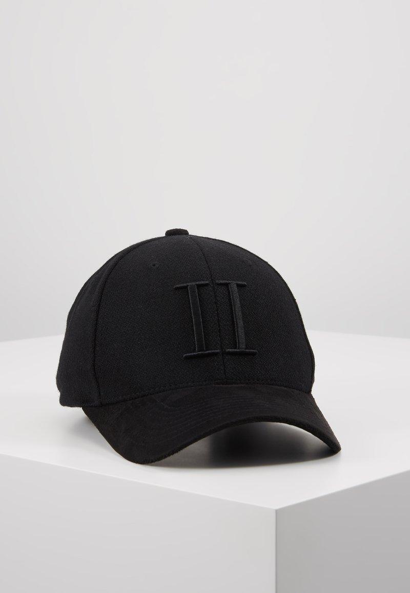 Les Deux - BASEBALL - Cappellino - black