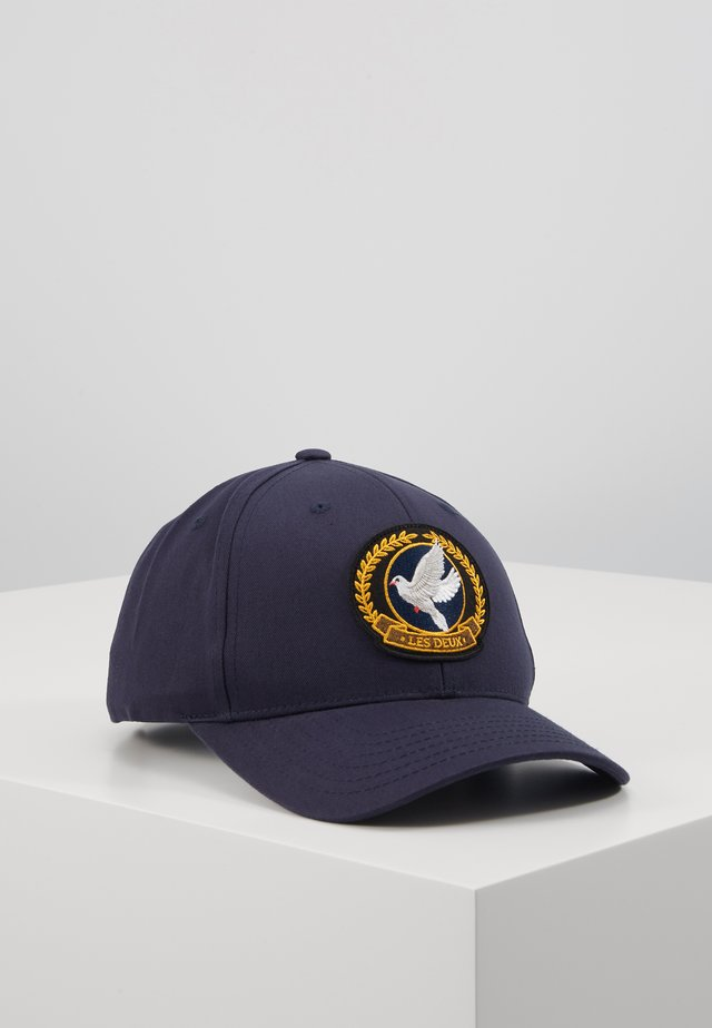 LIBERTY BASEBALL CAP - Kšiltovka - dark navy
