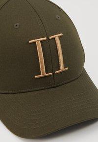 Les Deux - BASEBALL CAP - Cap - dark green - 2