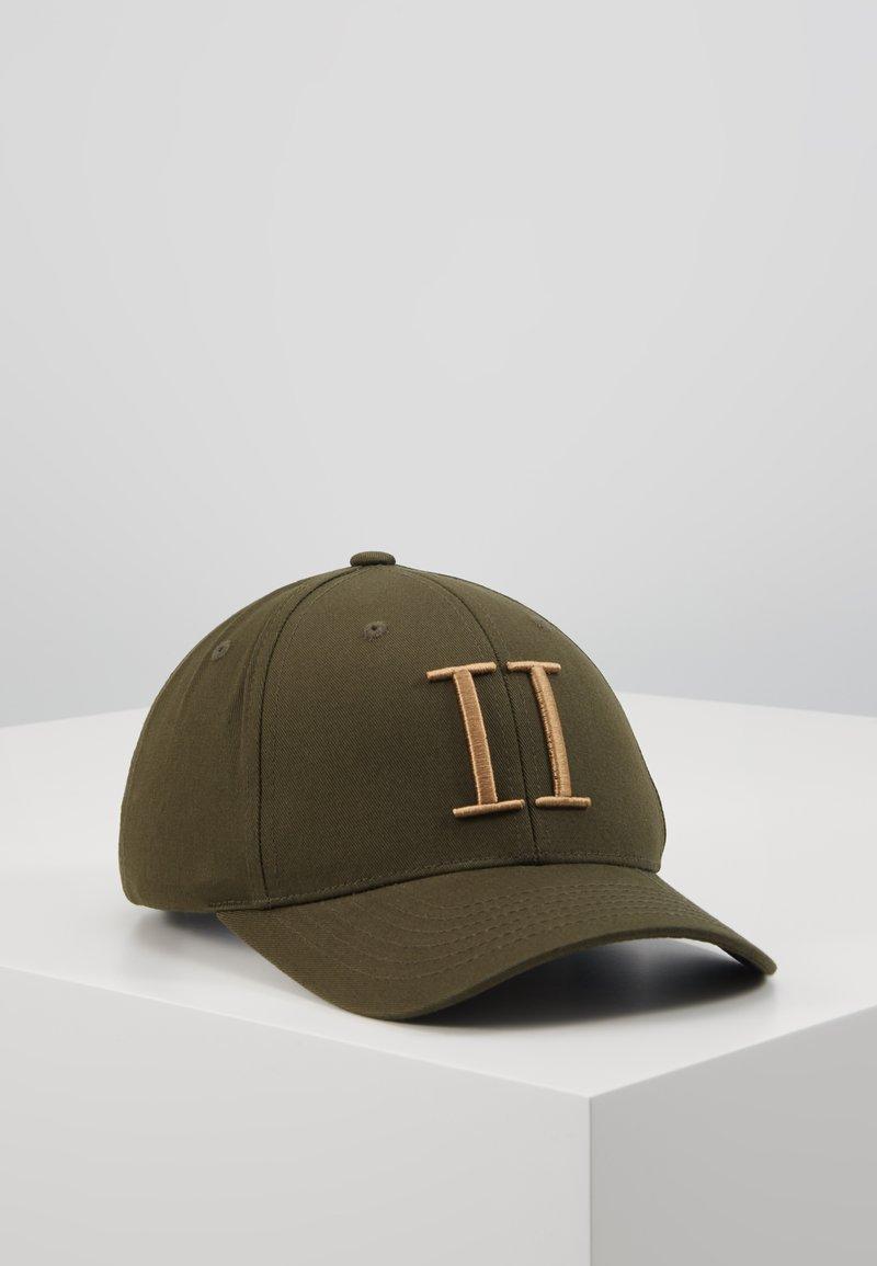 Les Deux - BASEBALL CAP - Cap - dark green
