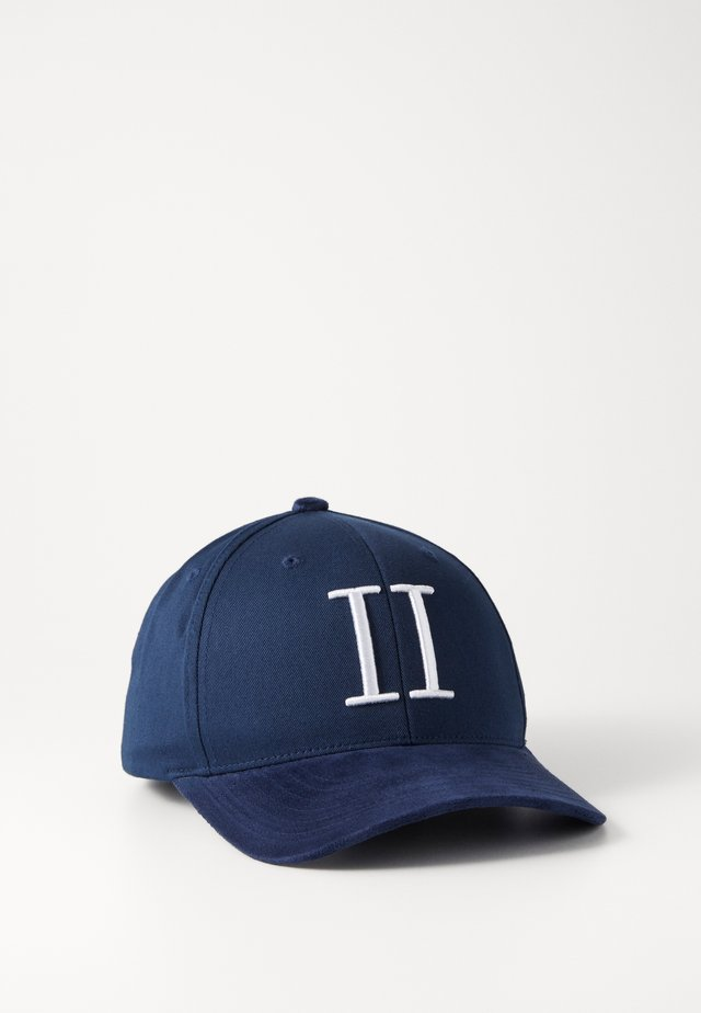BASEBALL CAP - Kšiltovka - dark navy/white