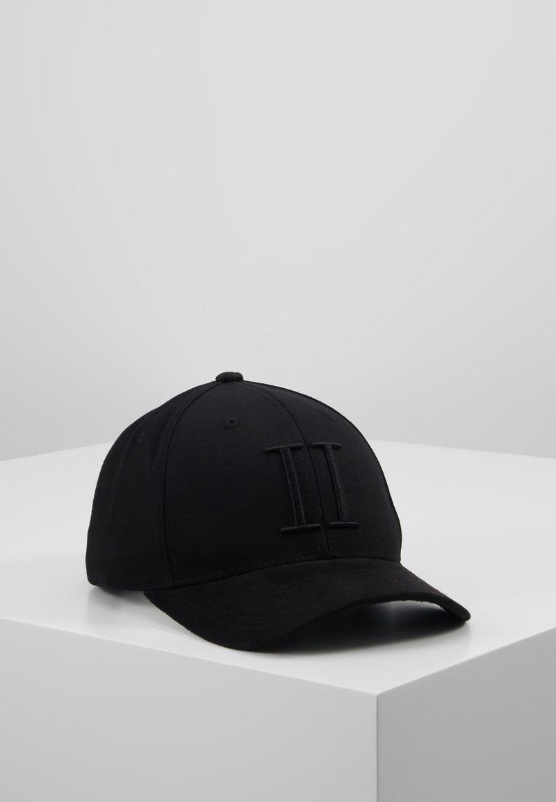 Les Deux - BASEBALL CAP - Cappellino - black