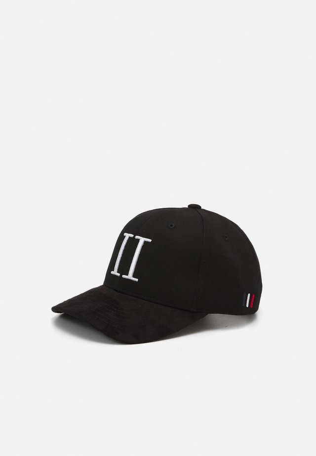 BASEBALL  - Casquette - black/white