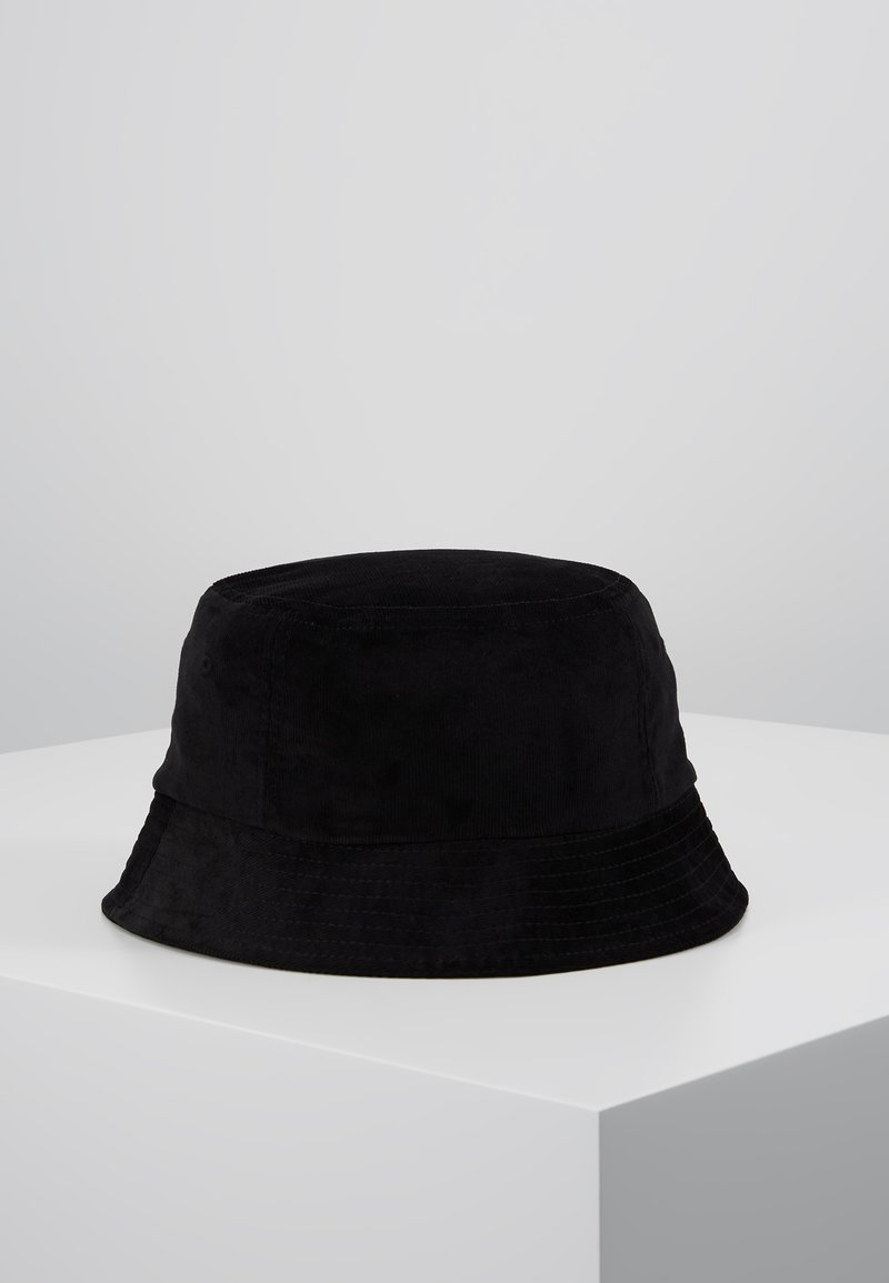 Les Deux - GRAHAM BUCKET HAT - Hatt - black