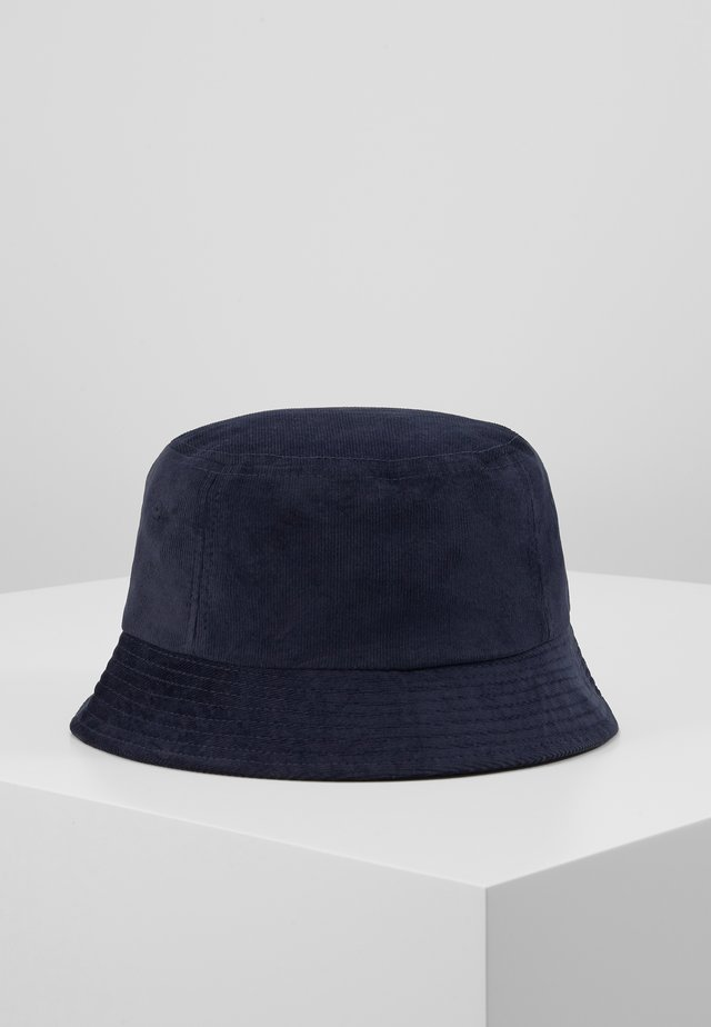GRAHAM BUCKET HAT - Hattu - dark navy