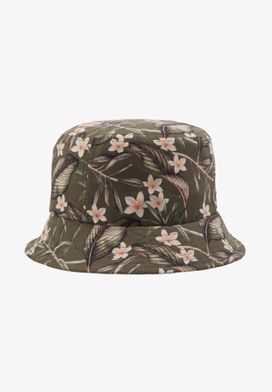 LATIF BUCKET HAT - Hut - dark green
