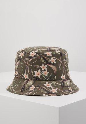 LATIF BUCKET HAT - Klobouk - dark green