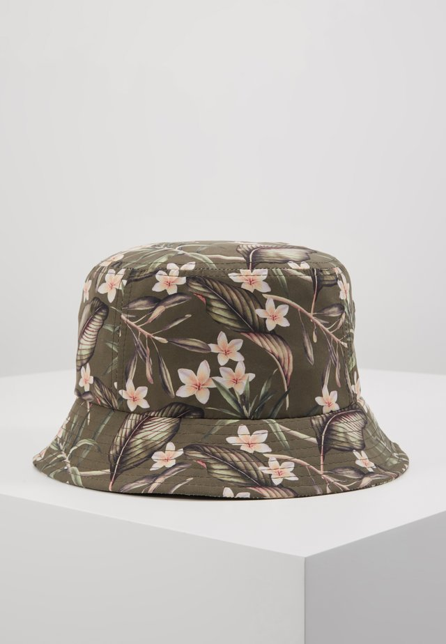 LATIF BUCKET HAT - Klobouk - dark green