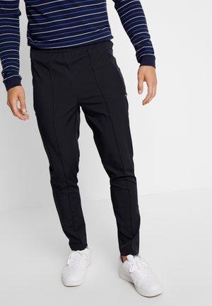 FLEX TRACK PANTS - Kalhoty - navy