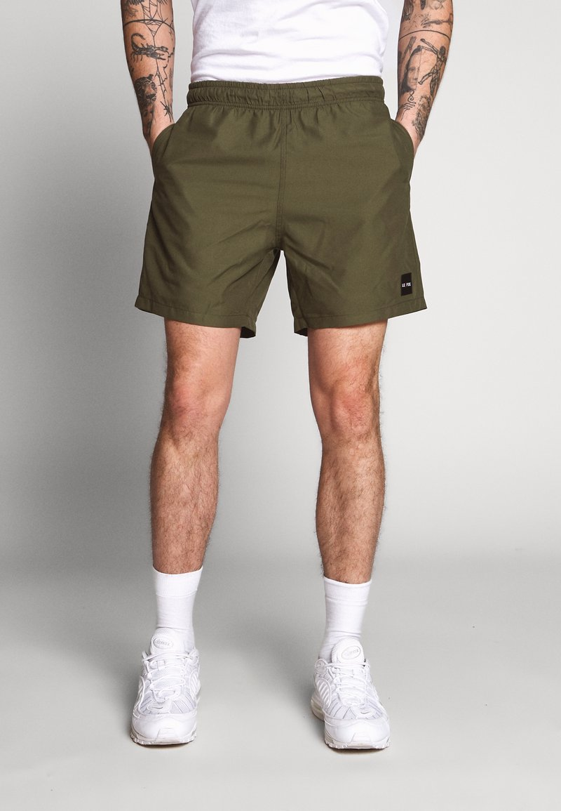 Le Fix - PATCH - Shorts - army